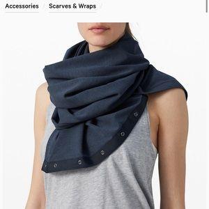 Lululemon Scarf Wrap one size Vinyasa Jacquard